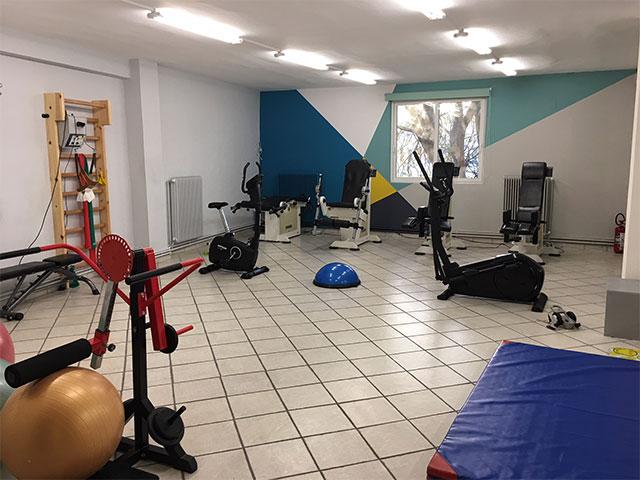Γυμναστήριο PhysioGym