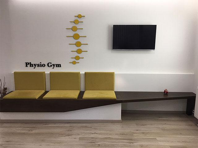 lobby του PhysioGym